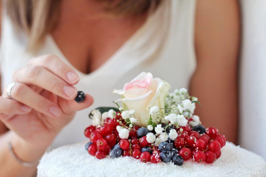 cake cocco e mascarpone