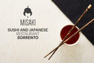 misaki sushi sorrento