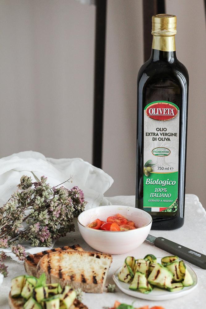 olio fiorentini bruschette