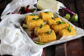 Pannocchie al Burro, Lime e Menta: il sapore dell'Estate
