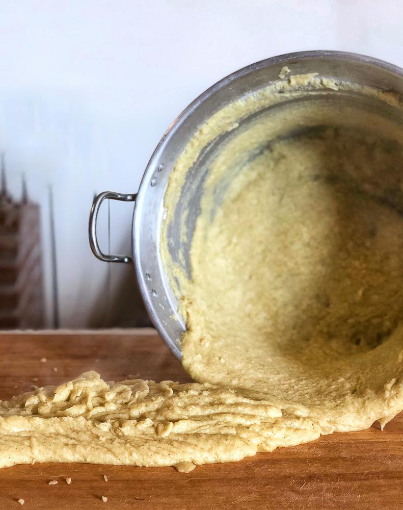 casa dell'olio joinbed castelnuovo di farfa frantoio