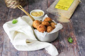 Polpettine prezzemolo e limone ed i consigli per la frittura perfetta