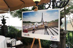 Napoli e Parigi: Paris Region ricompensa la distribuzione italiana a Napoli