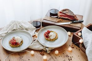 Rosti di Patate con uovo e Speck Alto Adige
