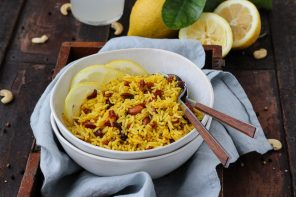 Lemon Rice – alternativa all'insalata di riso